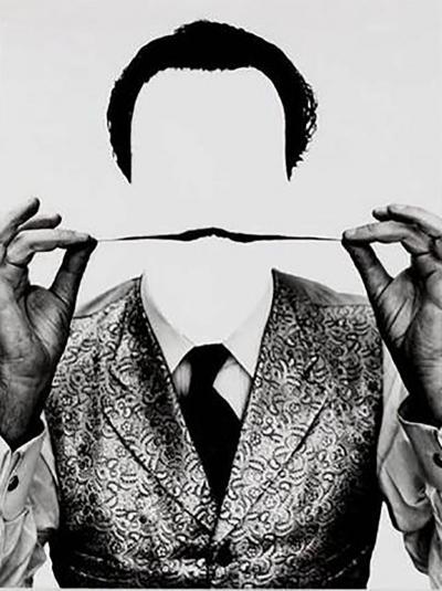 Philippe Halsman Dali Photograph by Philippe Halsman