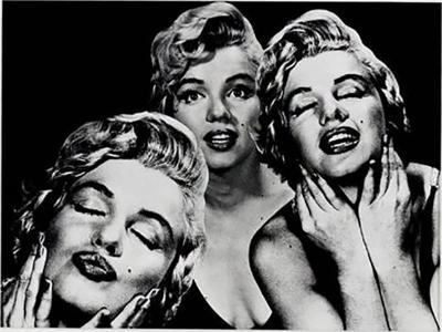 Philippe Halsman Marilyn Monroe Photograph by Philippe Halsman