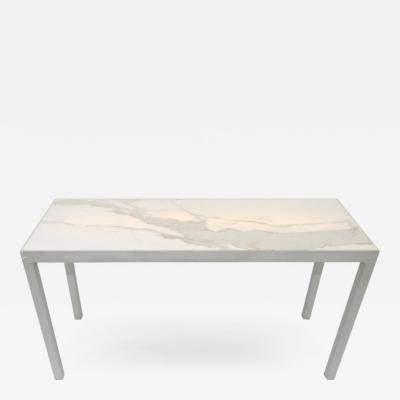 Philippe Starck Carrara Marble Console Starck