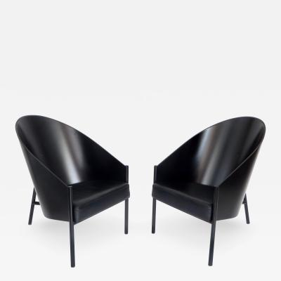 Philippe Starck PHILIPPE STARCK PRATFALL LOUNGE CHAIRS OR ARMCHAIRS FOR DRIADE ALPEH