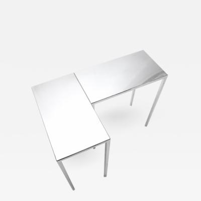 Philippe Starck Pair of Philippe Starck Side Tables
