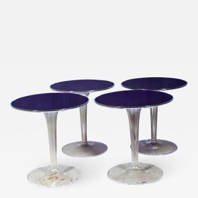 Philippe Starck Philippe Starck Eugeni Quitllet Side tables lamp tables bedside tables