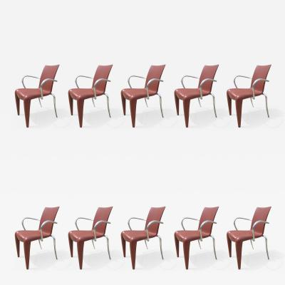 Philippe Starck Set of Ten Louis 20 Armchairs by Philippe Starck for Vitra