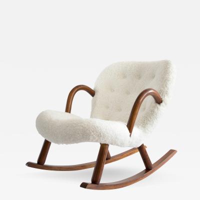 Phillip Arctander Phillip Arctander Rocker Chair