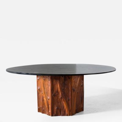 Phillip Lloyd Powell Phillip Lloyd Powell Hand Sculpted Dining Table