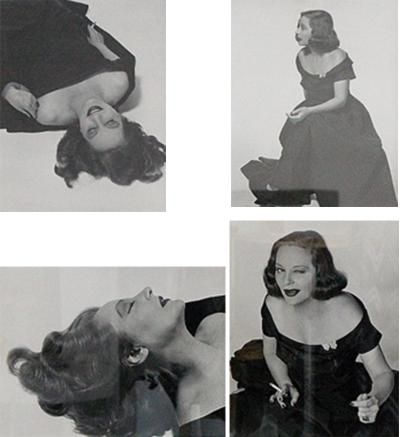 Phillipe Halsman Original Photographs of Tallulah Bankhead by Phillipe Halsman