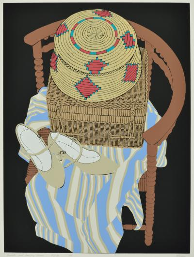 Phyllis Sloane Baskets and Dancing Shoes