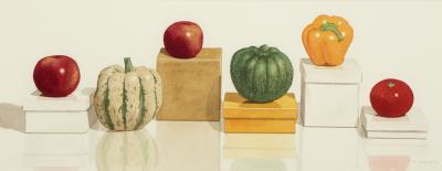 Phyllis Sloane Boxed Produce 1
