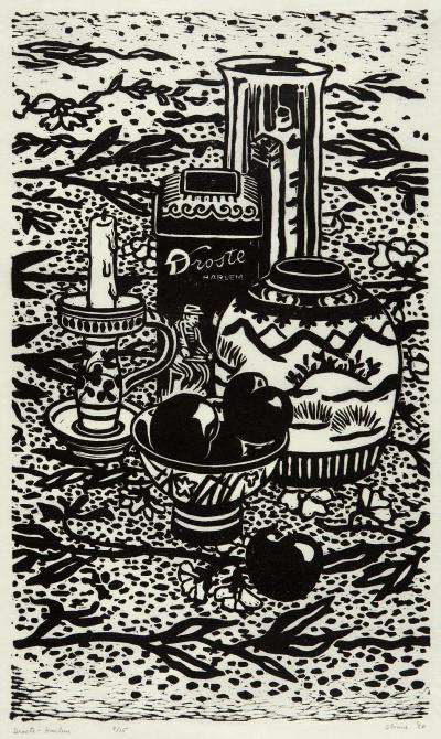 Phyllis Sloane Droste Harlem
