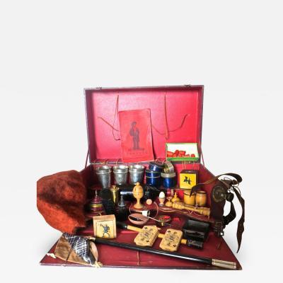 Physique Magic Box Magicians Props French Circa 1880
