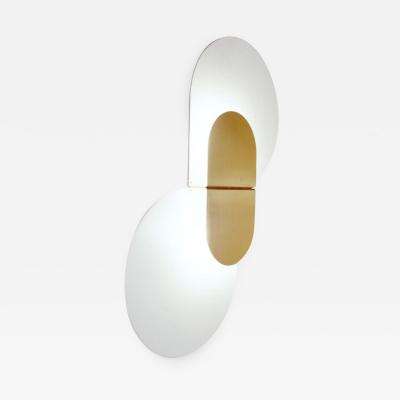 Pia Guidetti Crippa Large Scaled Wall Sconce by Pia Guidetti for Lumi model 1323 PL 2