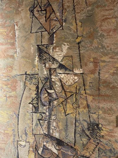 Picasso Rug by Scandanavian numbered 157