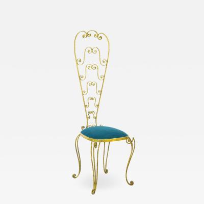 Pier Luigi Colli Chair by Pier Luigi Colli