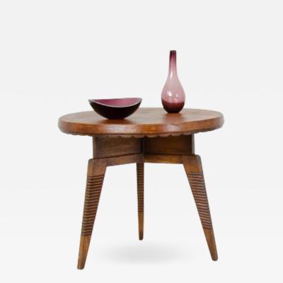 Pier Luigi Colli Pier Luigi Colli refined elm wood coffee table