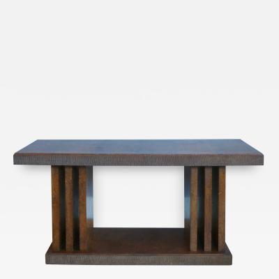 Pierluigi Colli A Console Table and Bench