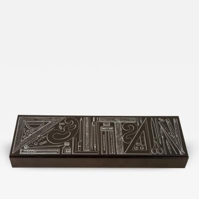 Piero Fornasetti Instruments of Design Box by Fornasetti Milano