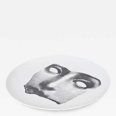 Piero Fornasetti Themes and Variations 64 Plate by Piero Fornasetti c 1960