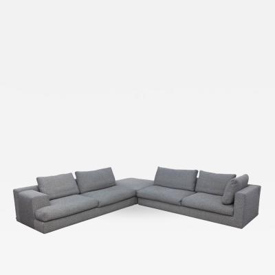 Piero Lissoni Cassina Miloe Modular Sofa by Piero Lissoni