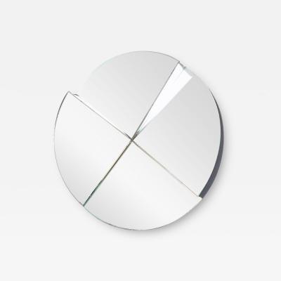 Pierre Cardin Backlit mirror by Pierre Cardin for New Acerbis Line 1980s