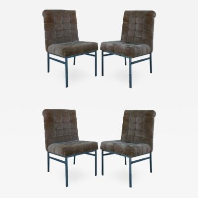 Pierre Cardin French Chairs by Pierre Cardin Set of Four