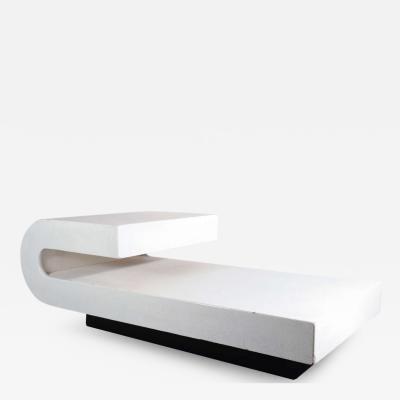 Pierre Cardin Very Rare Pierre Cardin Wave Coffee table