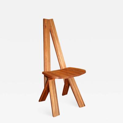 Pierre Chapo High Back Chair by Pierre Chapo