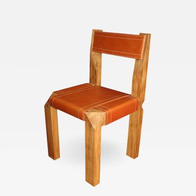 Pierre Chapo Leather Chair Pierre Chapo
