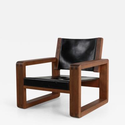 Pierre Chapo Lounge Chair by Pierre Chapo