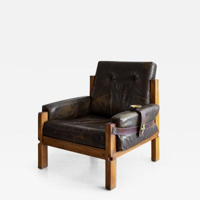 Pierre Chapo PIERRE CHAPO LOUNGE CHAIR