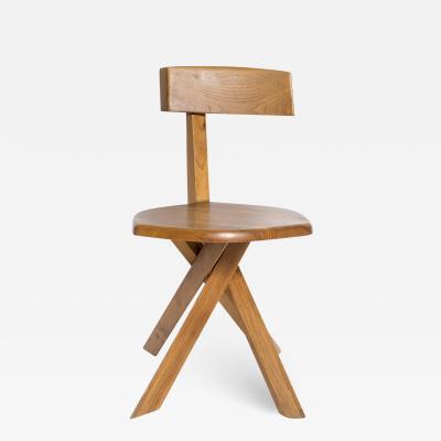 Pierre Chapo Pierre Chapo Chair S34 Circa 1970