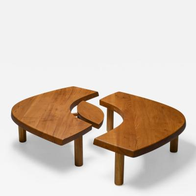 Pierre Chapo Pierre Chapo Coffee Table T22C 1972