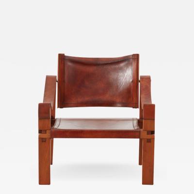 Pierre Chapo Pierre Chapo S10 Sahara armchair France c1960