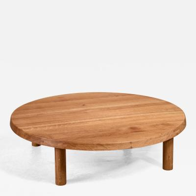Pierre Chapo Pierre Chapo low and large T02 coffee table France 1960s