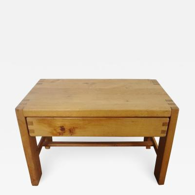 Pierre Chapo T7 side table by Pierre Chapo 1960 s
