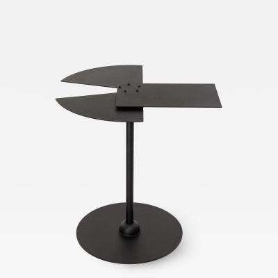 Pierre Chareau FAN side table by Pierre Chareau in re edition