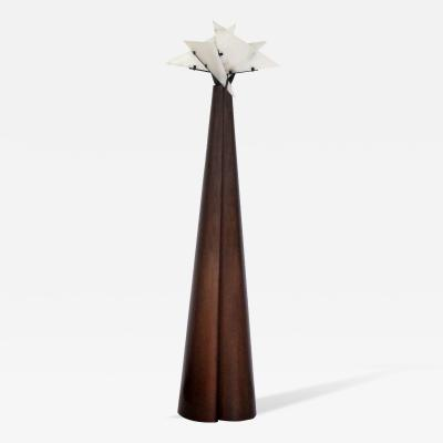 Pierre Chareau Nun Floor Lamp
