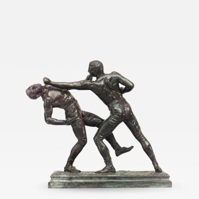 Pierre Eug ne Emile H bert A Pierre Eug ne Emile H bert French Victorian Sculpture