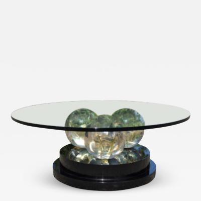 Pierre Giraudon Pierre Giraudon Style Coffee Table