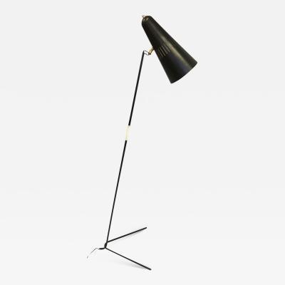 Pierre Guariche French Mid Century Modern Prototype Floor Lamp Serge Mouille Pierre Guariche