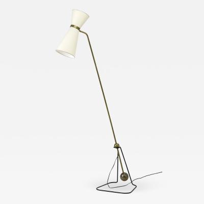 Pierre Guariche Pierre Guariche balancier standing lamp