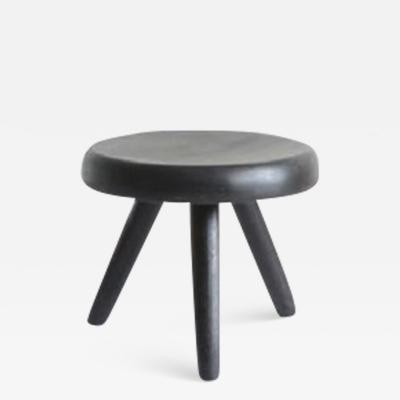 Pierre Jeanneret Charlotte Perriand Three Legged Stool C Perriand and Jeanneret