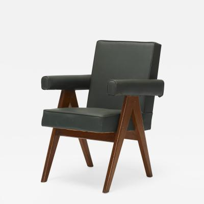 Pierre Jeanneret Committee chair from the High Court teak vinyl