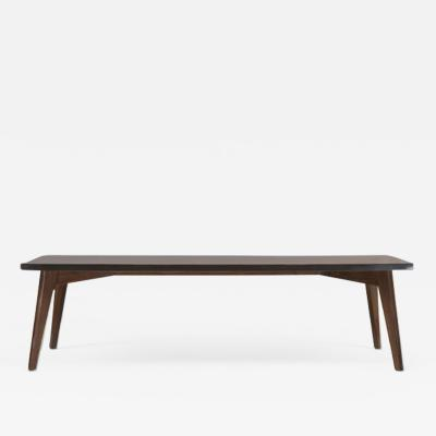 Pierre Jeanneret Dining table with expressiv legs ca 1960 61