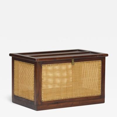 Pierre Jeanneret Linen chest from the M L A Flats building in Chandigarh