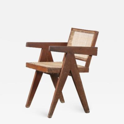 Pierre Jeanneret Pierre Jeanneret Armchair for Chandigarh India 1950
