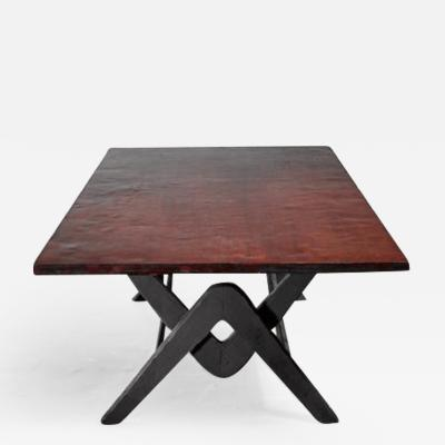 Pierre Jeanneret Pierre Jeanneret Chandigarh Conference Table circa 1963