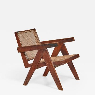 Pierre Jeanneret Pierre Jeanneret Chandigarh High Court V leg chair 1950s