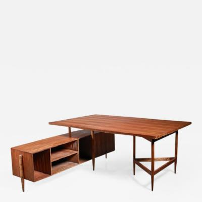 Pierre Jeanneret Pierre Jeanneret Chandigarh desk 1950s