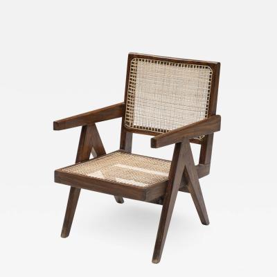 Pierre Jeanneret Pierre Jeanneret Easy Chairs Chandigarh 1965 1967