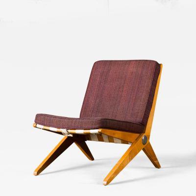 Pierre Jeanneret Pierre Jeanneret Scissor Chair